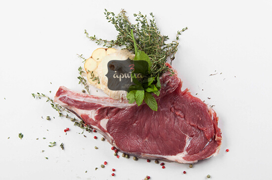 A premium veal full of Omega 3 acids