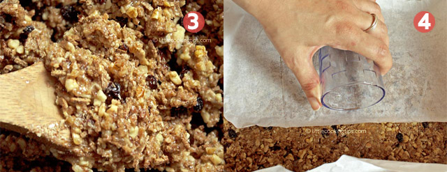 Little Cooking Tips Cinnamon Scented Energy Bars