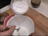 Decorating Christmas Sugar Cookies : Ingredients for Simple Vanilla Icing Recipe