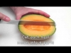 How to cut, peel and seed a cantaloupe - HD