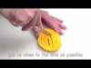 How to cut and peel a mango - HD