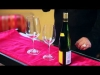 How Much Wine To Pour In A Glass || Sonal Holland Wine TV
